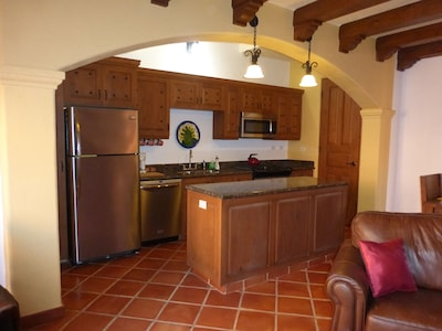 Large Kitchen with a huge pantry!