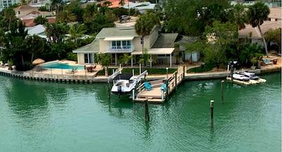 Three Palms Point, St. Pete Beach, Florida, USA