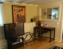 Living Room (desk and TV)