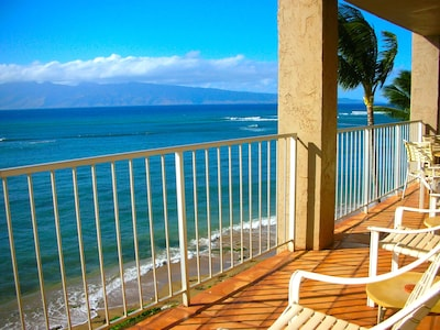Maui Vacation Condo with Pacific Views from Lanai
