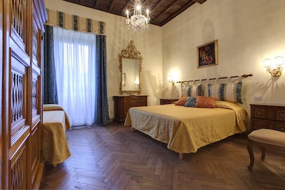 Villa del Poggio Imperiale, Florenz, Toskana, Italien
