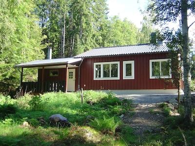 Ferienhaus Elsemåla Björkebo