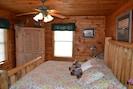 corner cabinet/ downstairs king bedroom