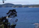 View from the Deck westward across Halfmoon Bay