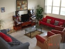 Fully Furnished Spacious Living Room