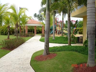 Club House Playground Area