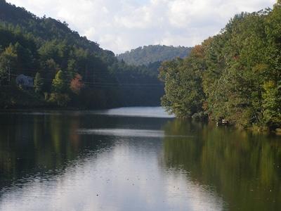 Beautiful Lake Ashe