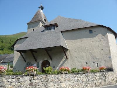 l`eglise du village