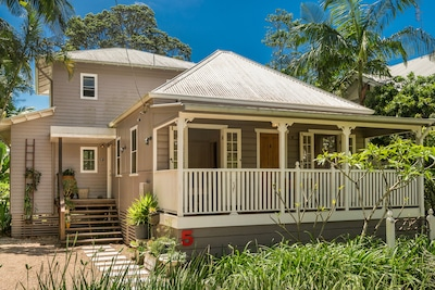 Character House in Bangalow minutes from Byron Bay