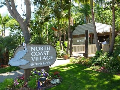 North Coast Village entry