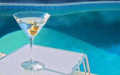 Enjoy a Martini Weekend...