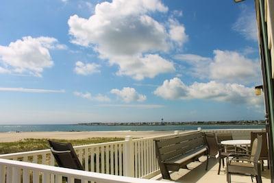Ocean, Inlet, Skyline and Bridge Views!