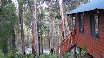 Northcliffe Visitors Centre, Northcliffe, Western Australia, Australië