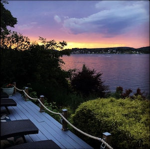 Candlewood Lake, New Fairfield, Connecticut, United States of America