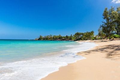 Paia Bay Beach