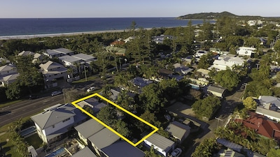 One of Byron Bay's most convenient locations!