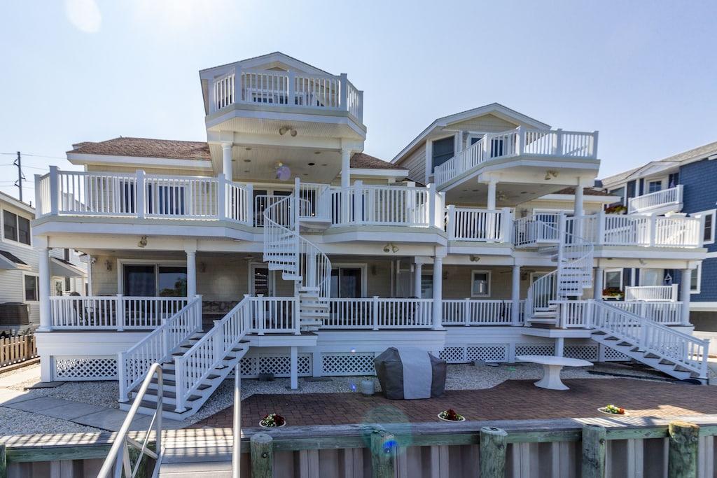 Avalon Nj Bayfront 2 Master Suites Avalon