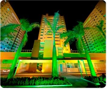 Aracaju - Apartamento mobiliado na Orla de Atalaia, WiFi 35mbs, TV cabo eAr cond