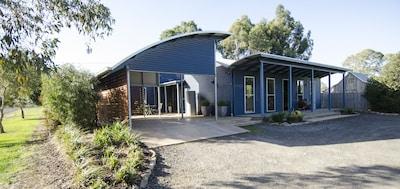 Dunkeld Arboretum, Dunkeld, Victoria, Australien