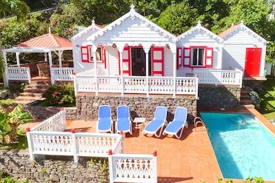 Flamboyant Cottage