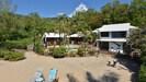 The Oak Beach Boat House on absolute beachfront at Oak Beach near Port Douglas