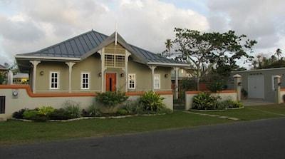 Elysian - a thoroughly modern interpretation of Caribbean Victorian bungalow