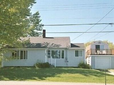 Street view -  House & Upper Deck