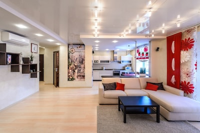Luxury 3BR apartment in the city center