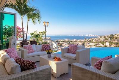 Casa Yvonneka, best place to stay in Puerto Vallarta