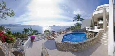 La Punta, Manzanillo, Colima, Mexique
