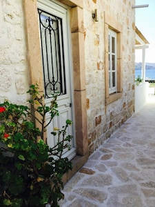 Convent of Evangelismos, Patmos, South Aegean, Greece