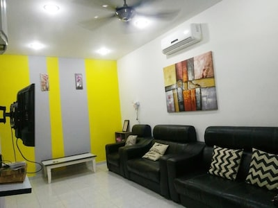 Nice Modern Design House (For 8 person)