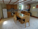 Kitchen  Open plan and fully equipped