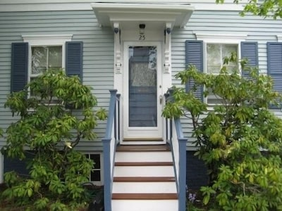Welcome to our West End Provincetown House!