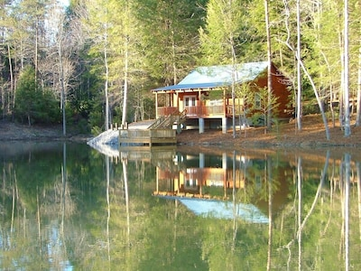 secluded TN vacation cabin- private haven