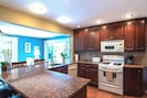 Open Concept Kitchen, Family Room