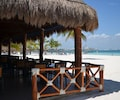 Palapa Restaurant is right on the beach for beach-service and late-night dining