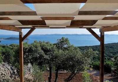 Otok Vela Svršata, Kornati, Sibenik-Knin, Croatia
