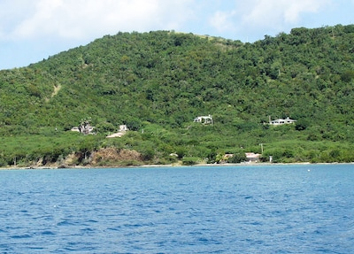 View of Tamarindo Estates Apts. Snorkeling Area