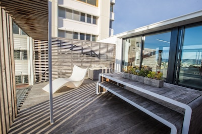 A multi-award winning boutique penthouse apartment in the heart of Hobart