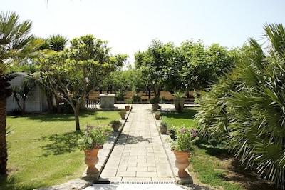 Palmariggi, Apulien, Italien