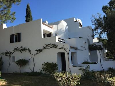 3 chambres à Balaia Golf Village plein sud avec terrasses et les balcons