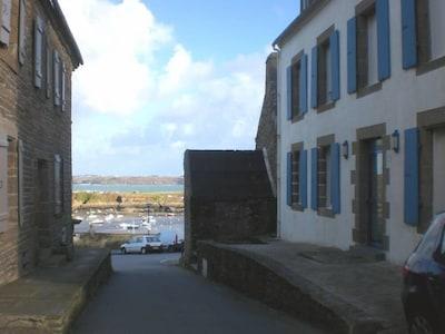 Pointe de Kermorvan, Le Conquet, Département du Finistère, France