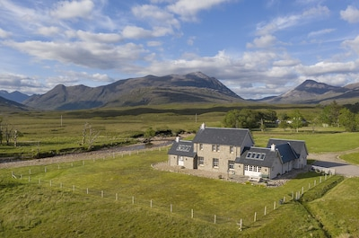 Stunning Country Home within Lochcarron Estate In Scottish Highlands, Built 2011