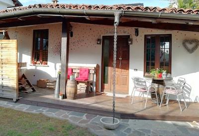 Villa San Remigio, Verbania, Piedmont, Italien