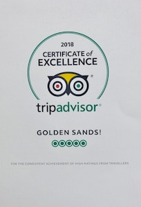 And 5 stars in 2019 as well! Please see reviews on TA and Air B n B