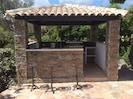 Villa La Crespina - cuisine extérieure...