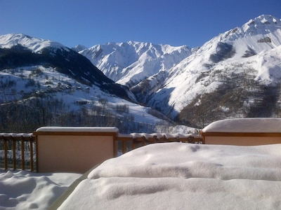 Beautiful chalet in charming St Martin de Belleville, Three Valleys