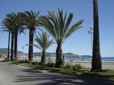 Vue mer / Promenade des Anglais