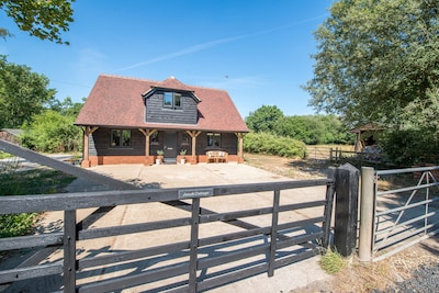 Brand new converted barn